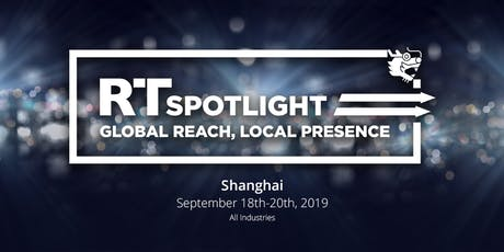 RT Spotlight, Shanghai tickets
