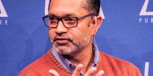 VCWA Speaker Series - Ali Noorani