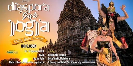 Diaspora Goes to Yogyakarta | Rp 6,850k @pax*