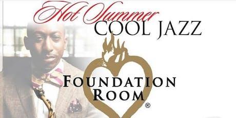 Hot Summer Cool Jazz tickets