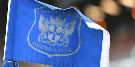 Fans' Forum with Steven Pressley, staff, Nigel Clibbens & David Holdsworth tickets