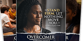 GFC Bridge Singles- Overcomer Movie  w/ Priscilla Shirer (Armor of God/War Room)