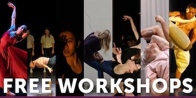 Battery Dance Festival 2019| FREE DANCE WORKSHOPS