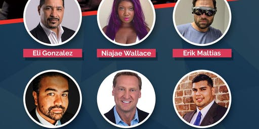 7 Speakers/Accelerate Your Brand! 2019Business Expo Break Out Sessions Free
