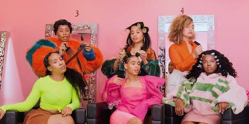 Black Girl Church by Entitled x Meer dan Modemeisje
