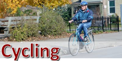 Cycling for Older Adults: Info Session