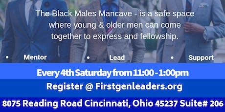 Black Males Mancave  tickets