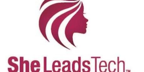 She Leads Tech - ISACA PR entradas