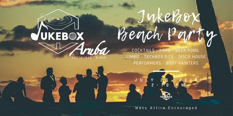 JukeBox Beach Party tickets