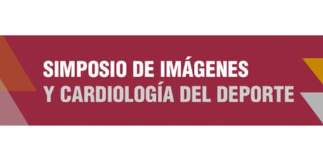Simposio de Imágenes y Cardiología del Deporte entradas