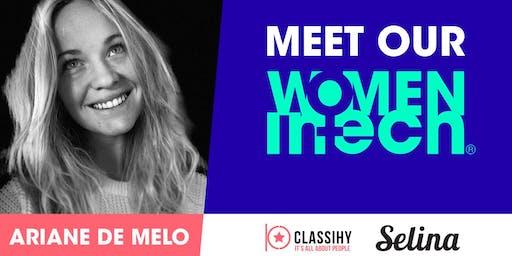 Meet our Women in Tech