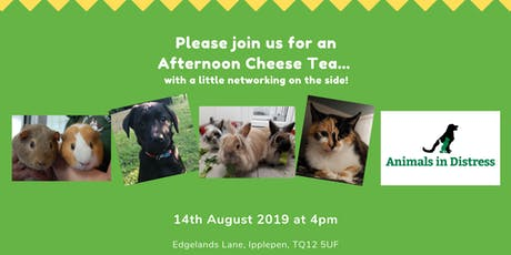 Afternoon Cheese Tea(with a little networking!) tickets