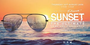 Sunset (The Ultimate Carnival Experience)
