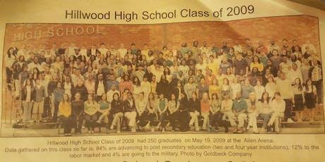Hillwood High School- Class of 2009- 10 Year Reunion tickets