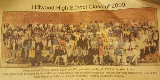 Hillwood High School- Class of 2009- 10 Year Reunion