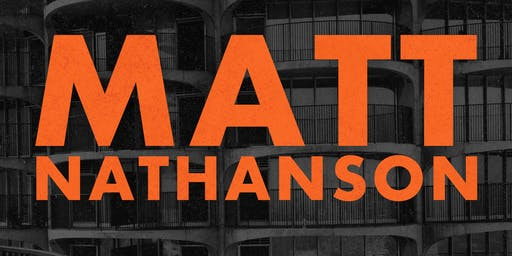 SOLD OUT | Matt Nathanson