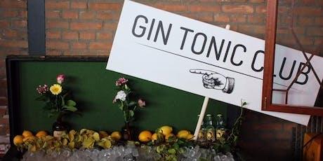 Exclusive Peculiar Gin & Tonic Club tickets