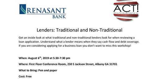 Bankable Series: Lenders, Traditional and Non-Traditional