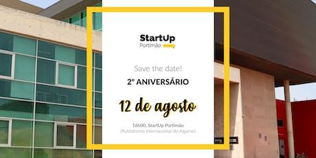 2º Aniversário e Open Day da Startup Portimão tickets