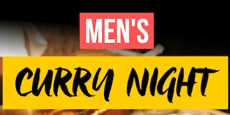 Mens Curry & Health Night tickets