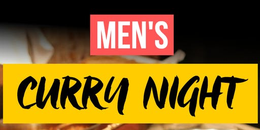 Mens Curry & Health Night