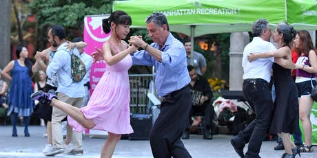 Strictly Tango at Washington Square Park tickets