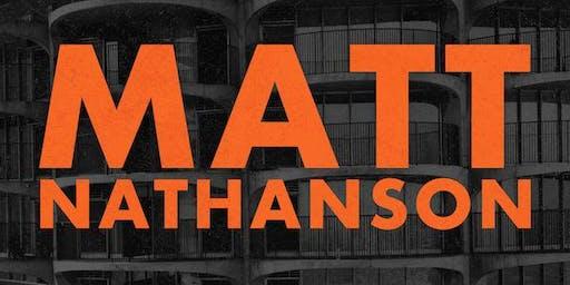 SOLD OUT | Matt Nathanson