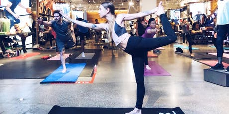 Yoga and Meditation at Under Armour Chicago tickets