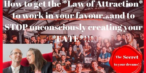 Getting the *Law of Attraction* to work for you - the SECRETS!!!