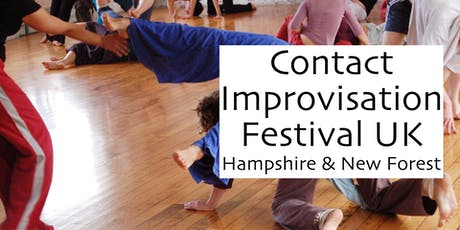 Contact Improvisation Festival UK - Hampshire & New Forest tickets