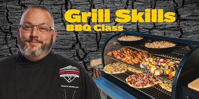 Grill Skills BBQ Event with Chef Jason - Saint Peter