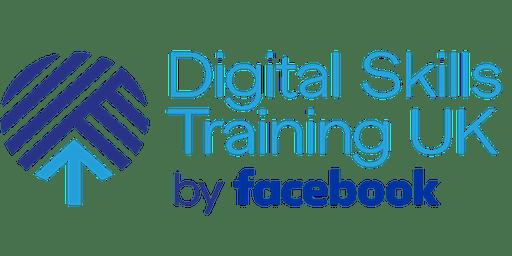 Digital Skills Training UK by Facebook (BARKING)