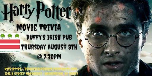 ***DATE CHANGE*** Harry Potter (Movie) Trivia at Duffy's Irish Pub