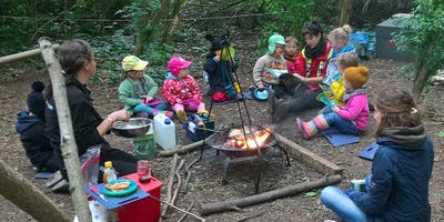 Monday Forest School from September