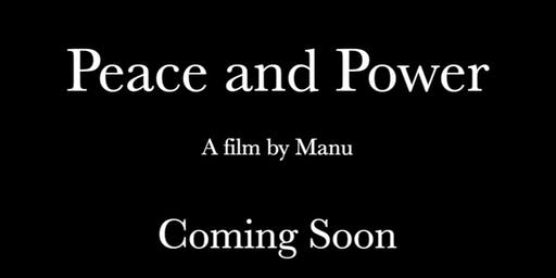 Project Peace and Power, special film screening
