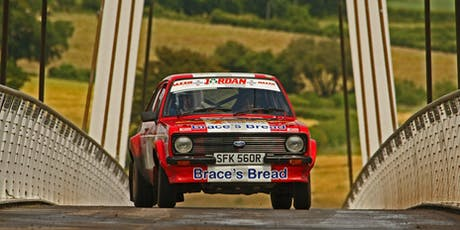 Lombard Rally Bath: Cirencester Park tickets
