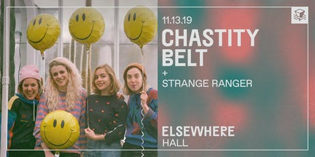 Chastity Belt @ Elsewhere (Hall) tickets