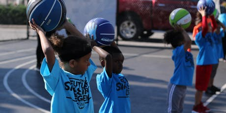Future Streetball Legends Showcase Games(Ages 4-6) tickets