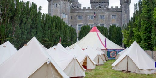 Yurt City Boutique Camping Tickets