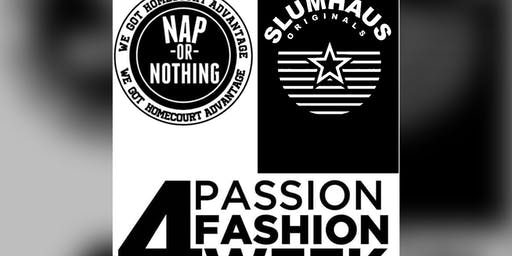 Nap Or Nothing Fashion Show
