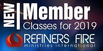New Members Class at Refiner's Fire Ennis - September