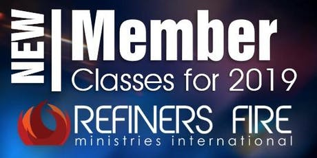 New Members Class at Refiner's Fire Ennis - September tickets
