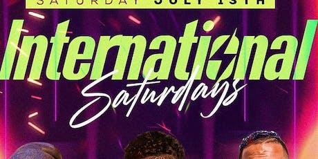 International Saturdays @ Fusion Lounge tickets