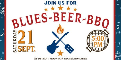Blues - Beer - BBQ tickets