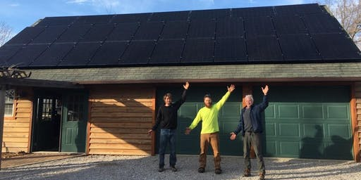 Solar Open House - Shilliday Family - Waterloo, IL