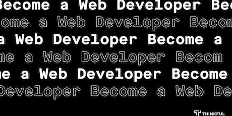 Thinkful Webinar | Becoming a Web Developer Info Session tickets