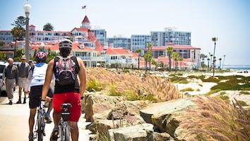 """""""Coronado Cruise"""" Bike Tour"""