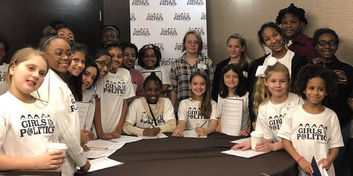 Camp Congress for Girls Atlanta 2020