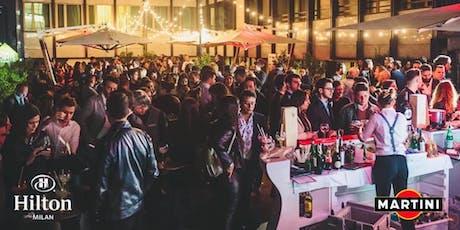 Terrazza Hotel Hilton Milano | Rooftop Cocktail Party biglietti