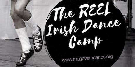 The REEL Irish Dance Camp tickets